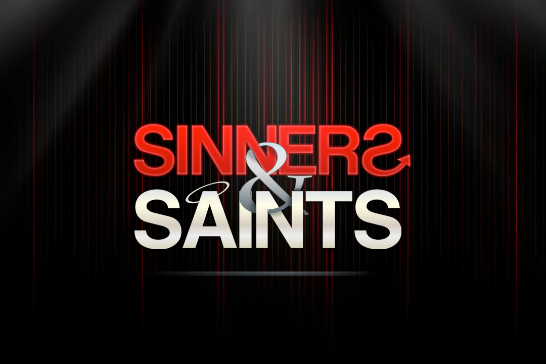 Sinners & Saints Logo Design